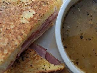 Soupe du jour sans gluten