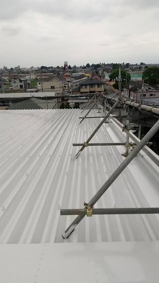 大泉町立東小学校体育館屋根塗装塗り替え塗装工事_201102_7.jpg