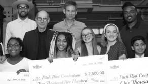 "Carr Cares Foundation Hosts ""Pitch Flint: Young Entrepreneur Challenge 2019"""