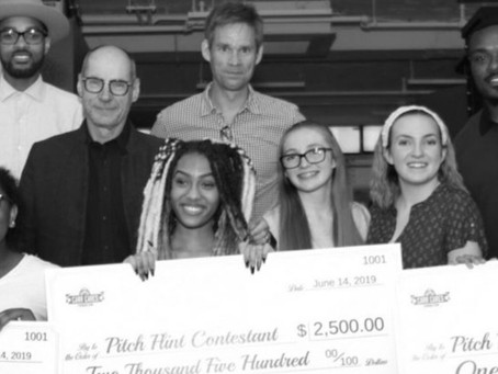"Carr Cares Foundation Hosts ""Pitch Flint: Young Entrepreneur Challenge 2019"""