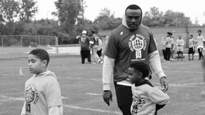 Carr Cares Foundation Hosts 6th Annual Brandon Carr Elite Football & Cheerleading Camp