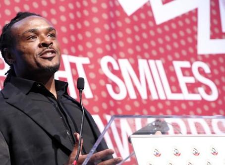 Baltimore Ravens Standout Brandon Carr Hosts Bright Smiles Kids Awards