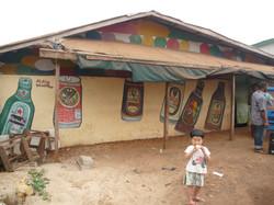 ギニアの首都コナクリ、町の風景