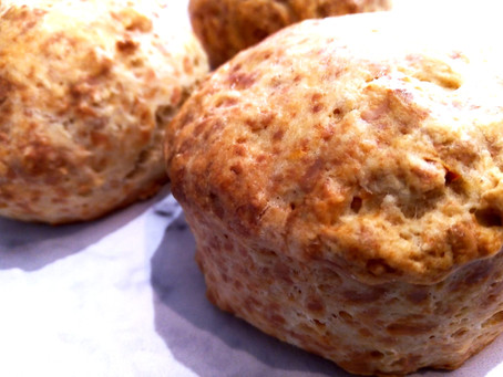 Spice up your Cheese Scones