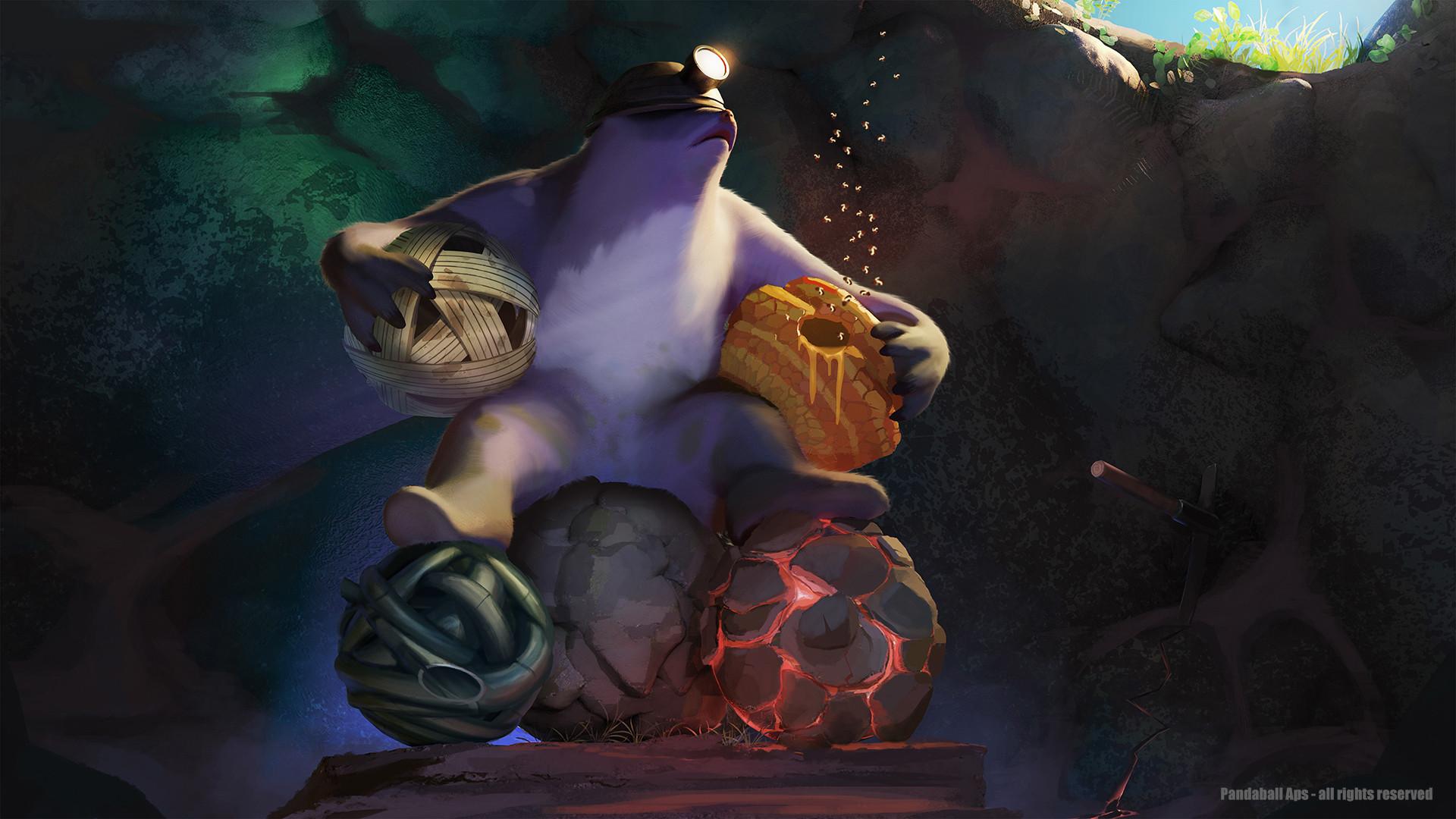 Pandaball Ballboy
