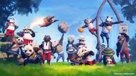 Pandaball All Pandas