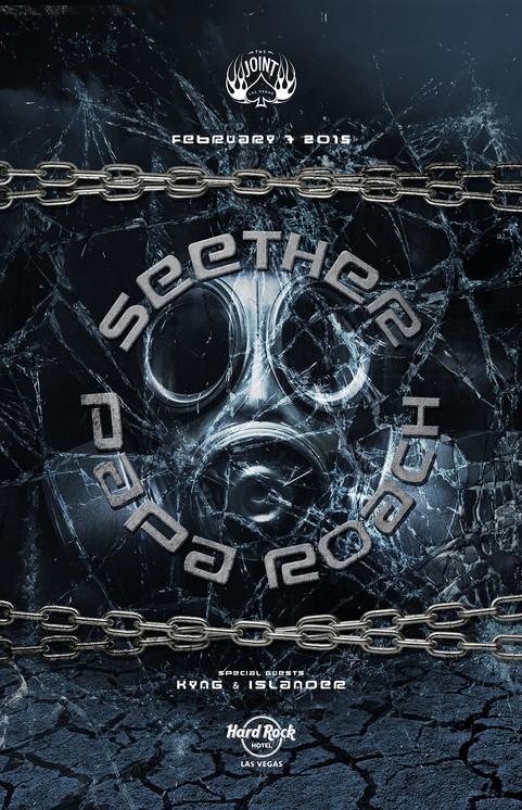 Seether & Papa Roach