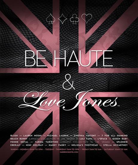 Love Jones Lingerie