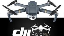 Adding Equipment •DJI Mavic Pro