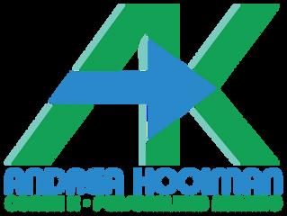 Website Design: Ultra Runner Andrea Kooiman