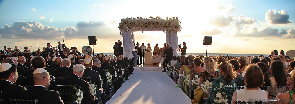 Beach Wedding - Chuppa Design by kbydesigns