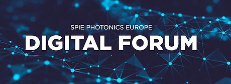 SPIE Photonics Europe Digital Forum