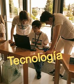 Especialidad Tecnología