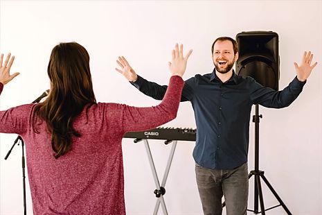 Gesangstechnik lernen mit Stimmübungen im Gesangsunterricht