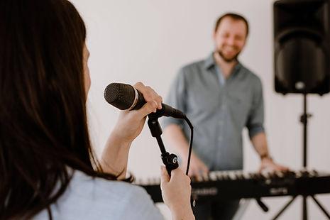 Gesangsunterricht in meiner Nähe