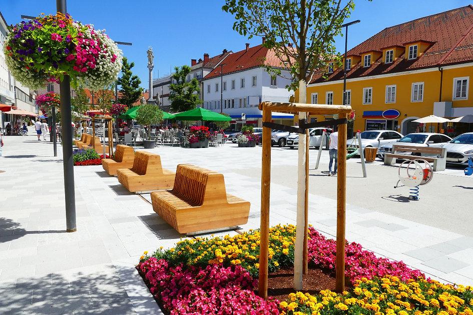 Hauptplatz Knittelfeld