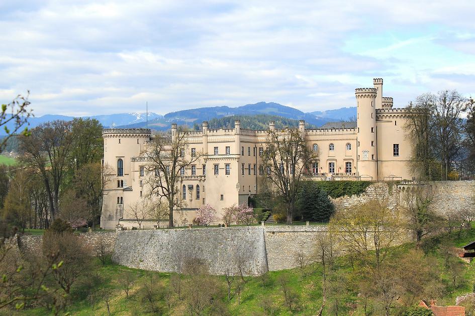 Schloss Wolfsberg in Kärnten