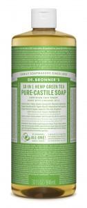 Green Tea Liquid Soap