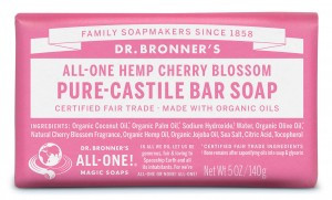 Cherry Blossom Bar Soap
