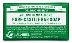 Almond Bar Soap