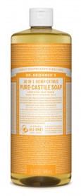 Citrus Orange Liquid Soap