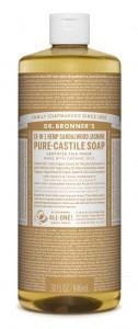 Sandalwood Jasmine Liquid Soap