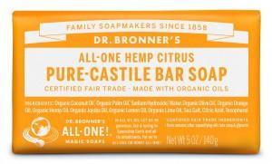 Citrus Orange Bar Soap