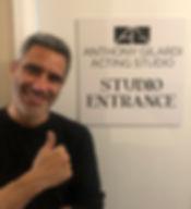 Anthony Gilardi Acting Studio