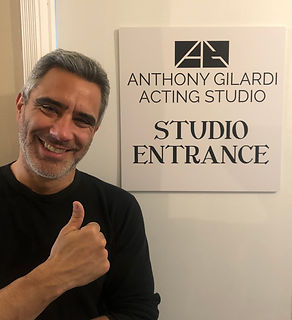 Anthony Gilardi Acting Studio