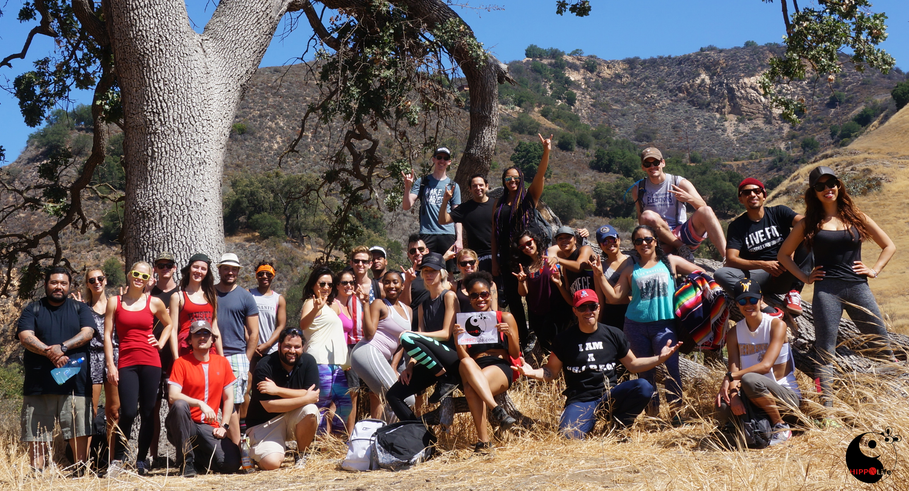 Anthony Gilardi Acting Studio Hike