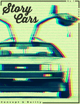 Story Cars magazine main cover. Click to access.