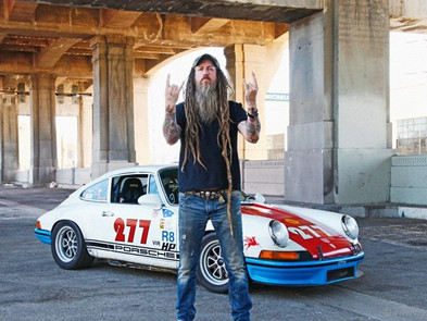 """Story Cars! It's cool ;)'""  - Magnus Walker -"
