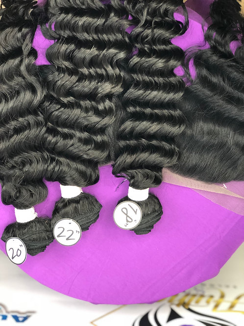 DEEP WAVE  N. BLACK  FROM $ 70 & UP