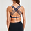 Thumbnail: Karma Knotted Open Back Sports Bra