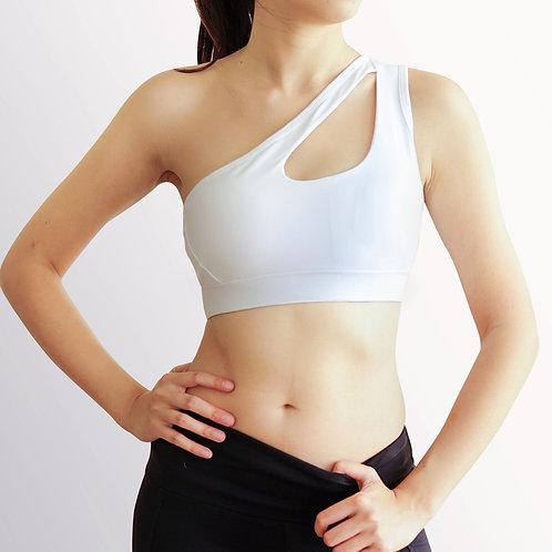 Morgan asymmetrical summer bra