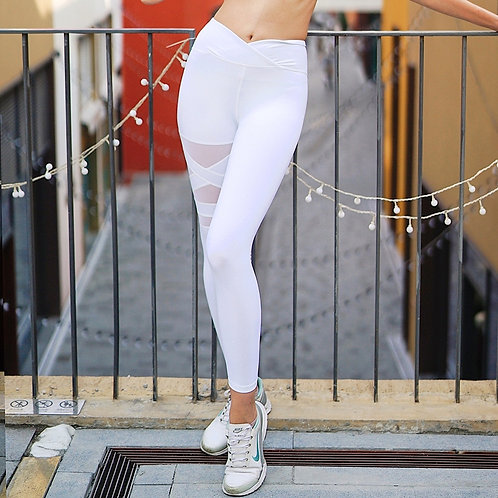 Nina V High Rise Leggings