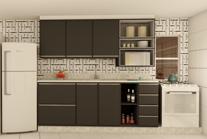 Cozinha Wiz