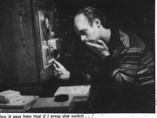Has Brian Eno Changed How we Percieve Sound?