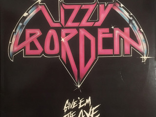 Lizzy Borden - Give em the Axe EP Review