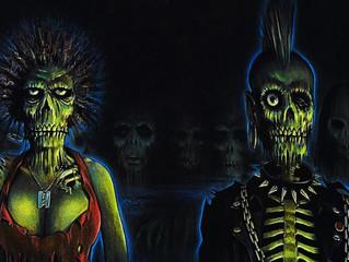 Horror Punk - B Movies & Scream Queens