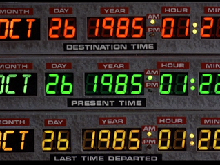 Back to the Future - Final Refelction