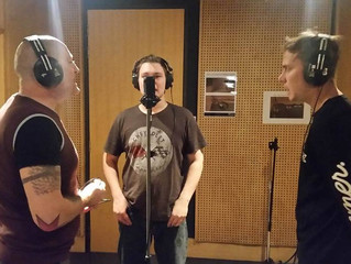 Permanent Revolution - Backup Vocals Tracking Session, Reflection