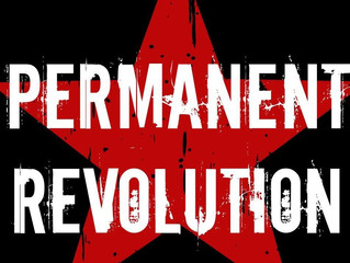 Permanent Revolution - Project Plan