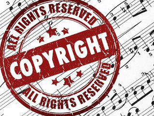 Music Copyright - An overview and things to avoid.