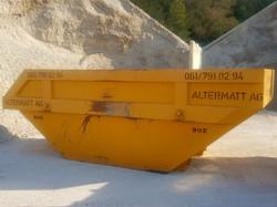 Allzweck-Mulde (10 m³)