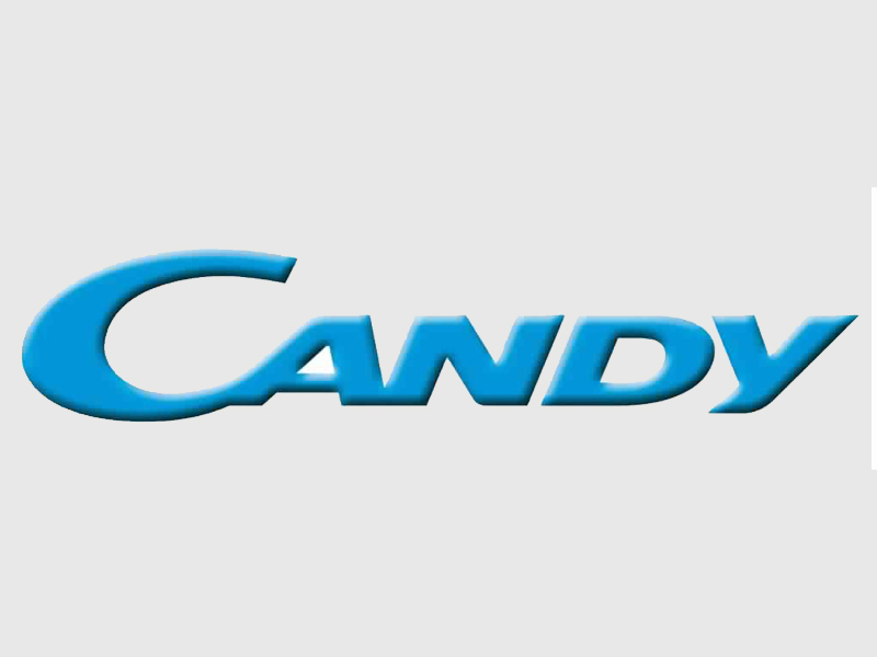 candy logo gris