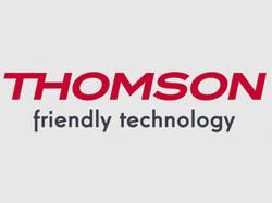 thomson logo gris