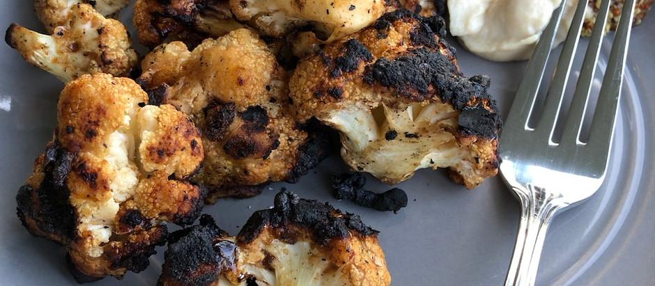 BBQ Cauli Bites