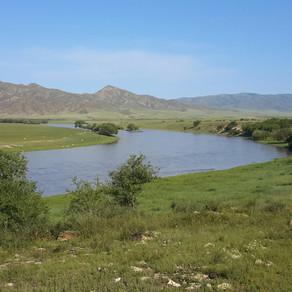 Mongolia canoeing