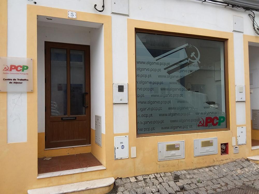 Portuguese Communist Party HQ